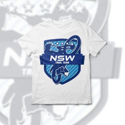 Trail Club Tshirt for NSW