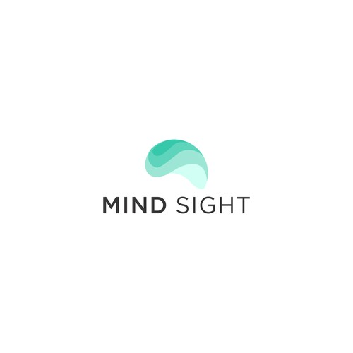 Abstract Logo For Mind Sight