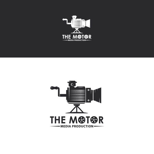Logo design for the Production Company