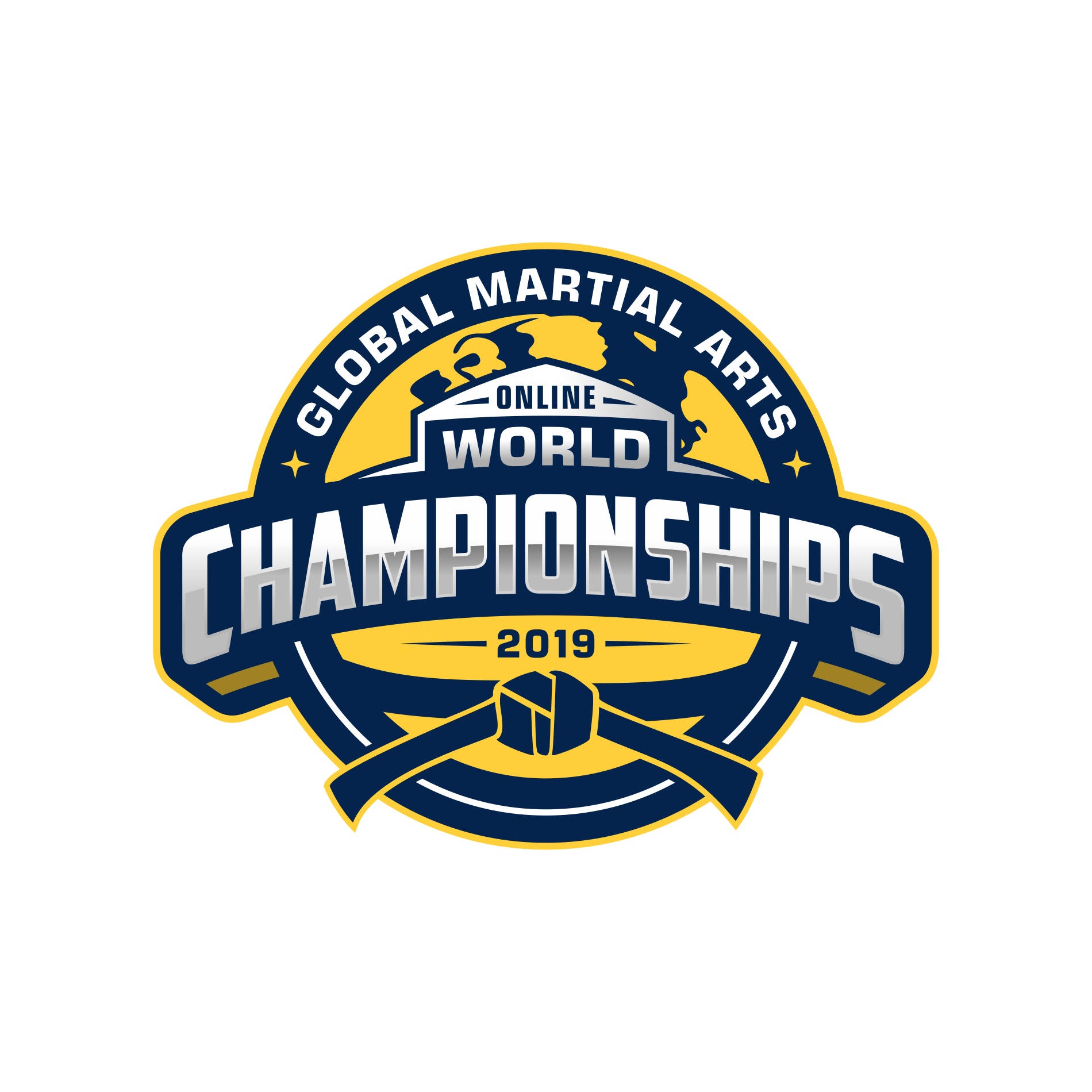 Design Logo for World's First Online Martial Arts Tournament