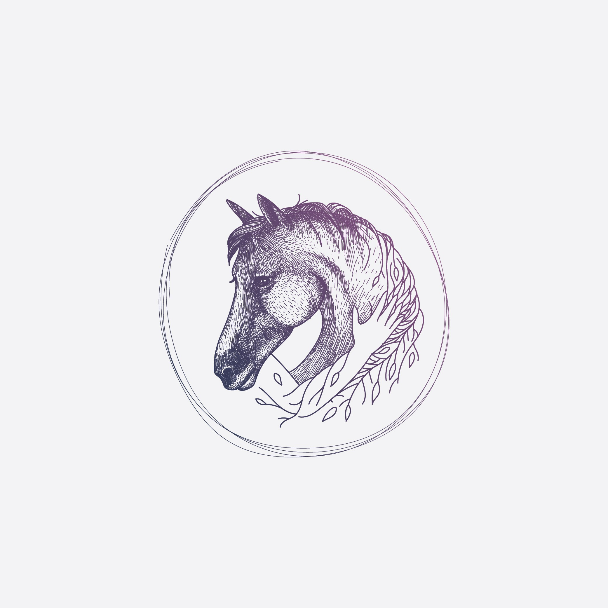business name and logo for Counselling (room based) and Equine Assisted Psychotherapy