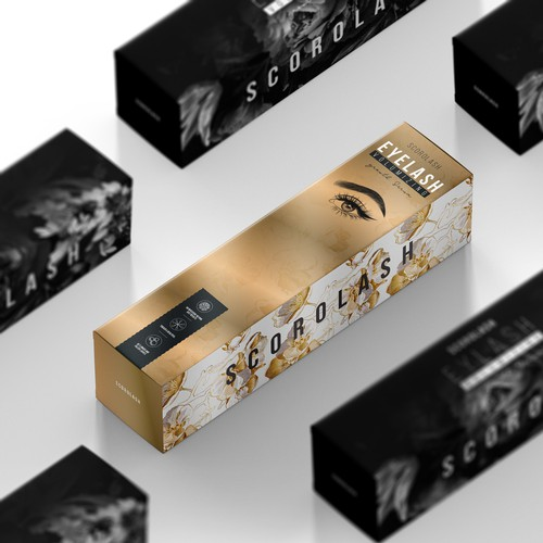 Eyelash Serum Box