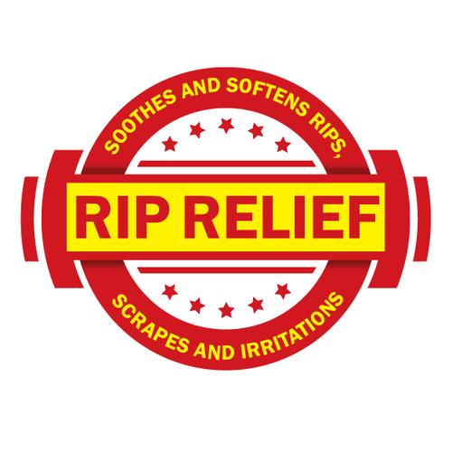 RipRelief needs a new logo
