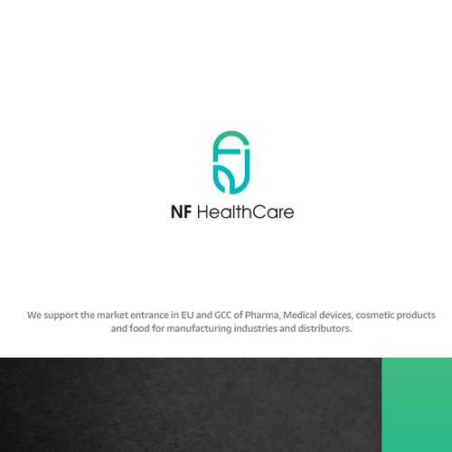 Medical and Healthcare Logo
