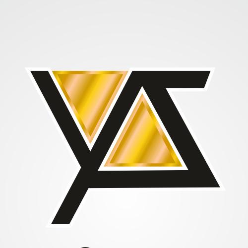 Bold and refined logo for a classy interior designer