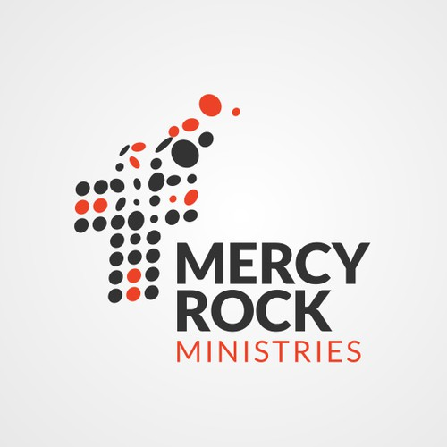 Help MERCY ROCK MINISTRIES with a new logo