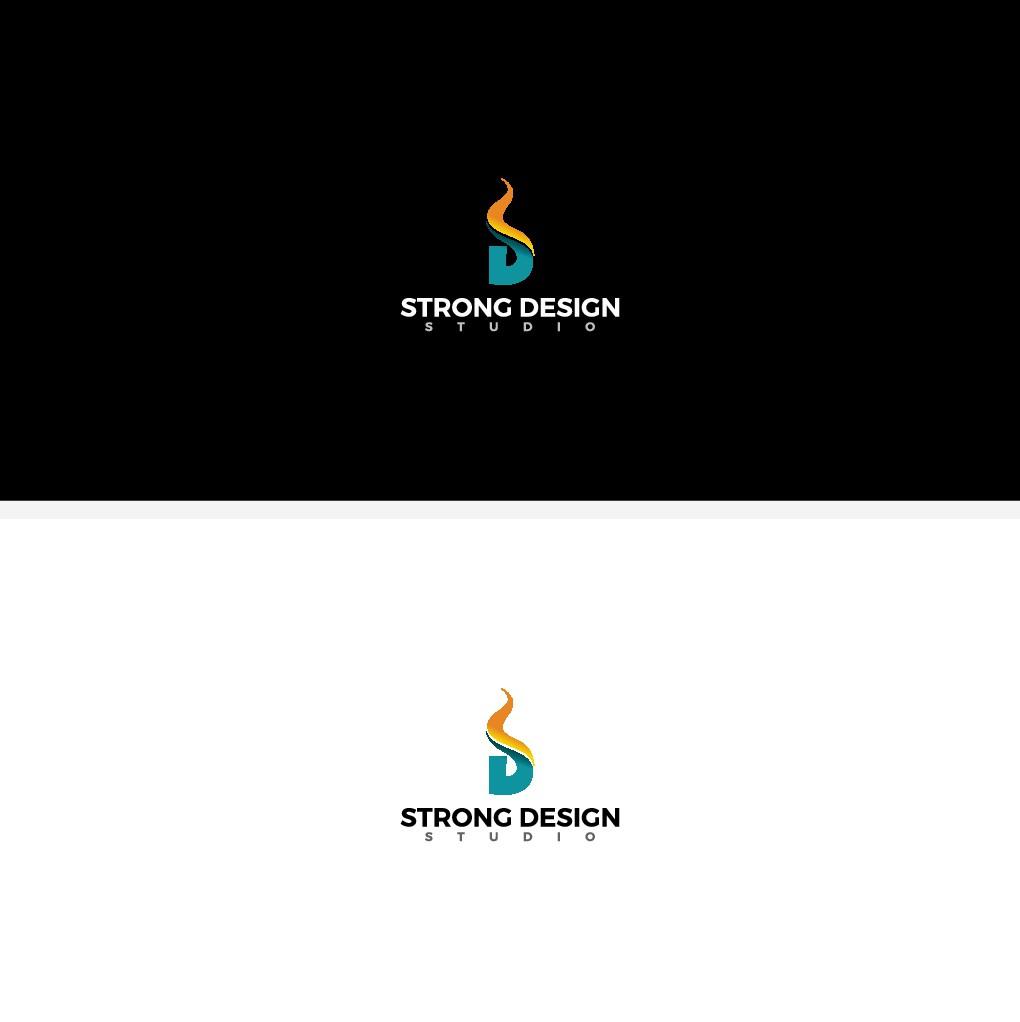 Strong Design Studio Logo design