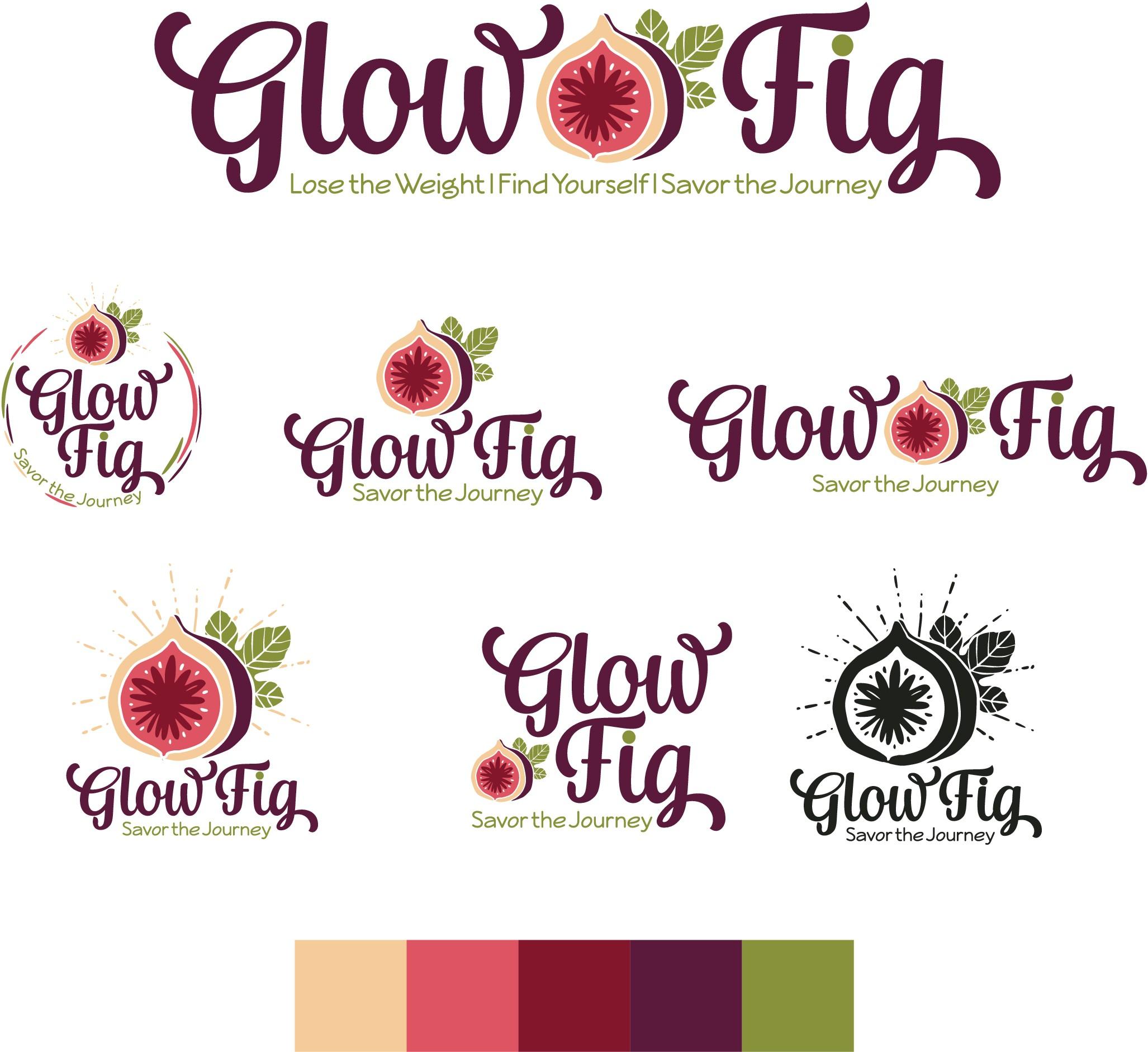 Create a fresh, inspiring, healthy fun logo for weight loss focused blog/brand!