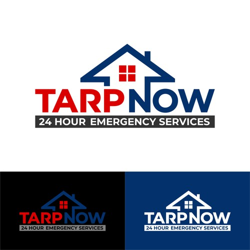 Emergency home repair logo