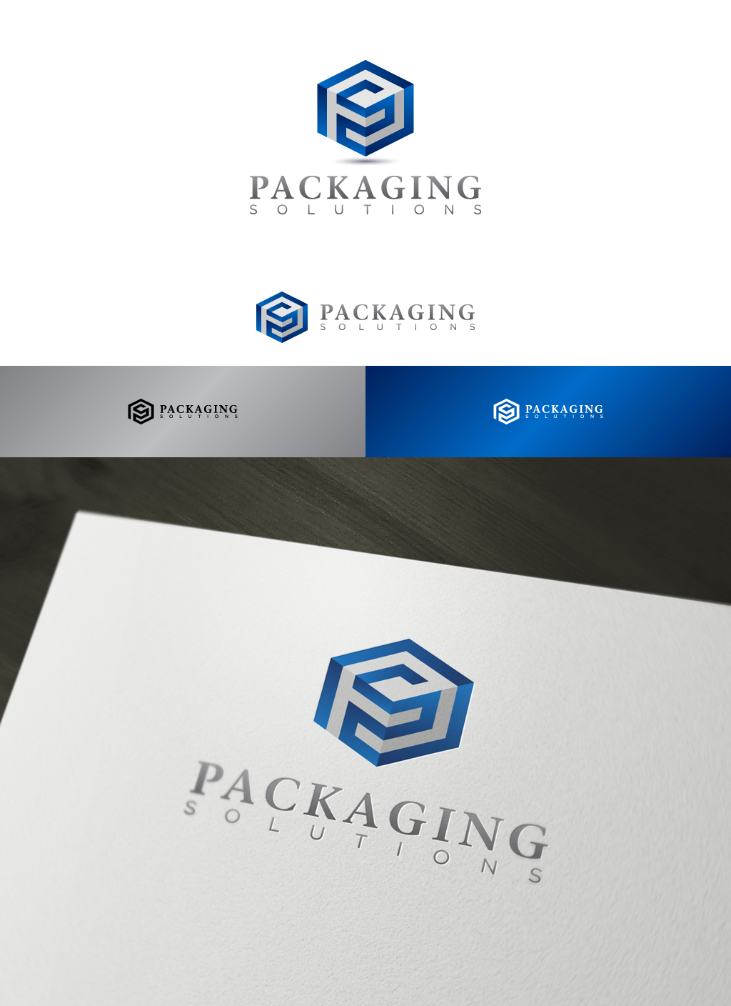 New logo wanted for Packaging Solutions