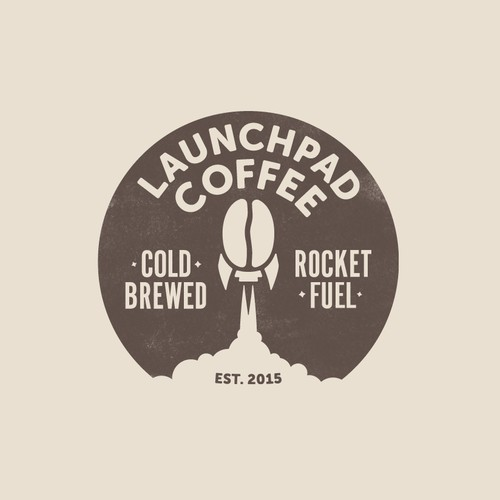 Logo for Launchpad Coffee