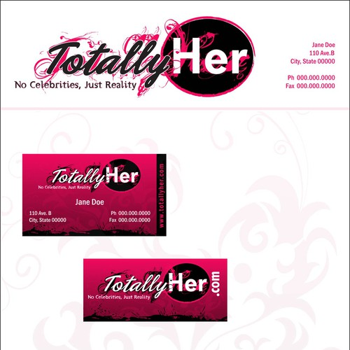 Totally Her - Womens site Logo