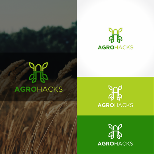 logo concept for AgroHacks