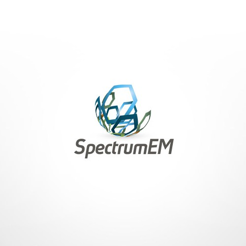 SpectrumEM Logo Design - Design for a SAAS startup and get exposure in an under-served market sector!