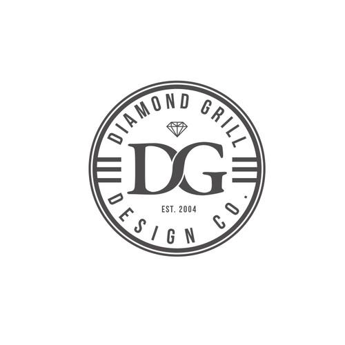 diamond grill logo