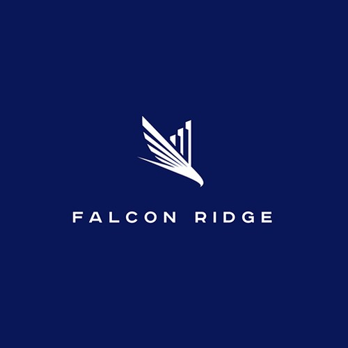 Bold logo for real estate company