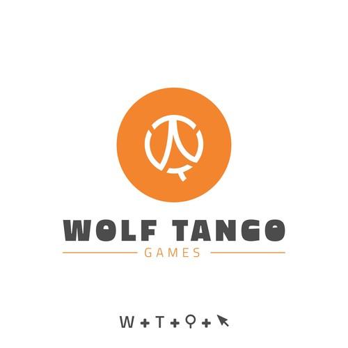 Logo-line (Wolf Tango Game Developer)