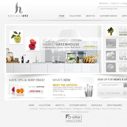 Heritage 1093 Needs a New Website