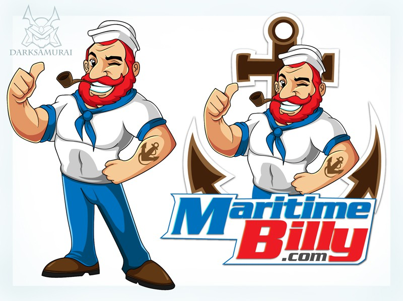 MaritimeBilly.com needs a new logo