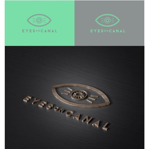 Minimal concept for eye industry