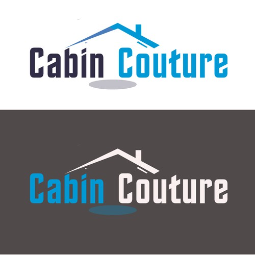 Create a captivating logo for Cabin Couture
