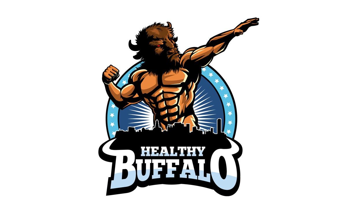 Logo for Healthy Buffalo