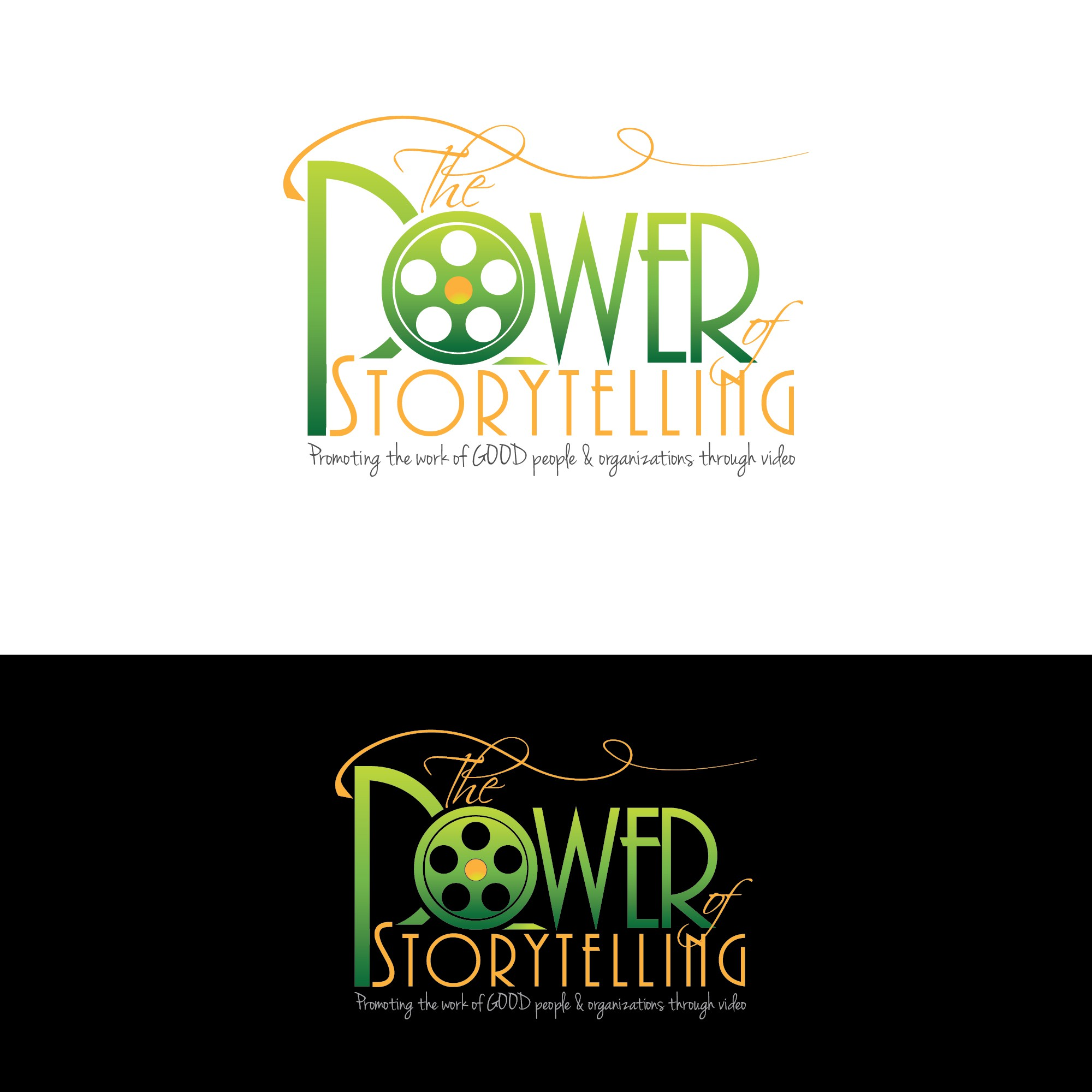 New logo wanted for The Power of Storytelling