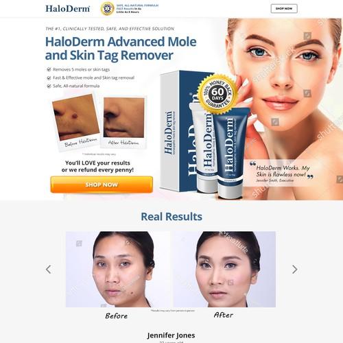Website for beauty