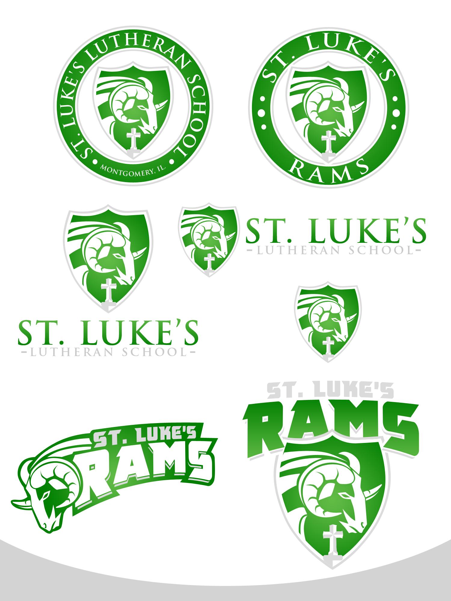 St. Lukes School logo