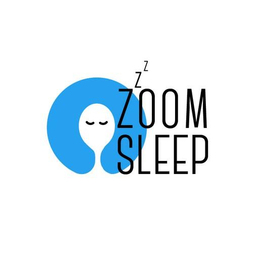 logo with pillow concept