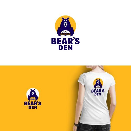 Bear's Den Logo