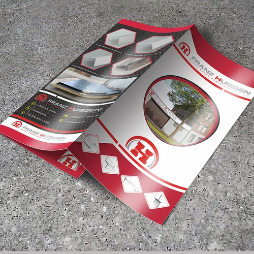 Creation of a leaflet Sheet metal processing