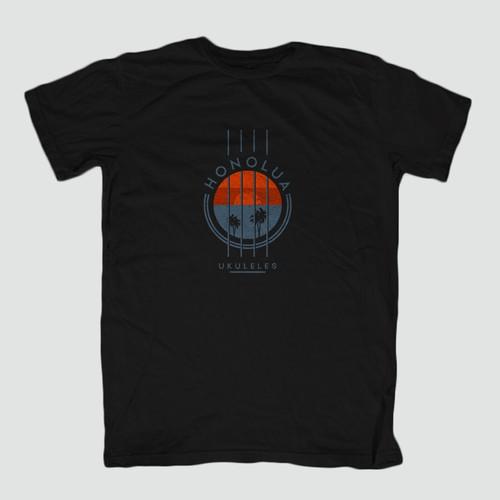 Honolua Ukuleles T-shirt