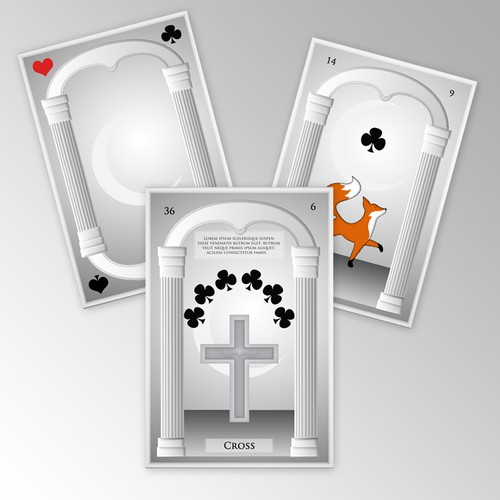 Lenormand card