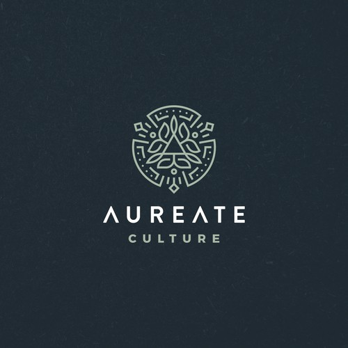 Logo design for Aureate Culture