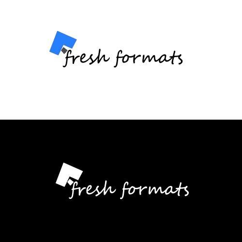 New startup company logo - fresh formats