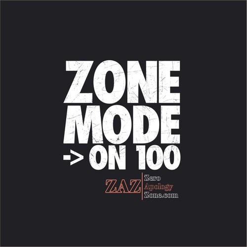 Zone Mode -> On 100