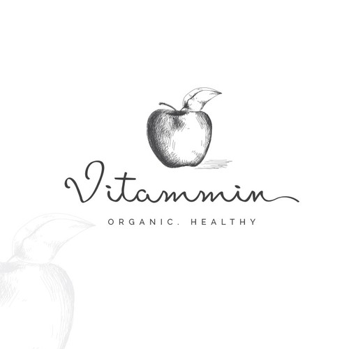 Logo for e-commerce site selling natural health products