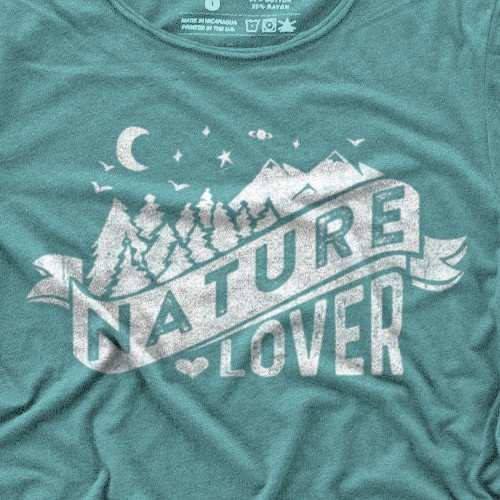 Nature Lover Design