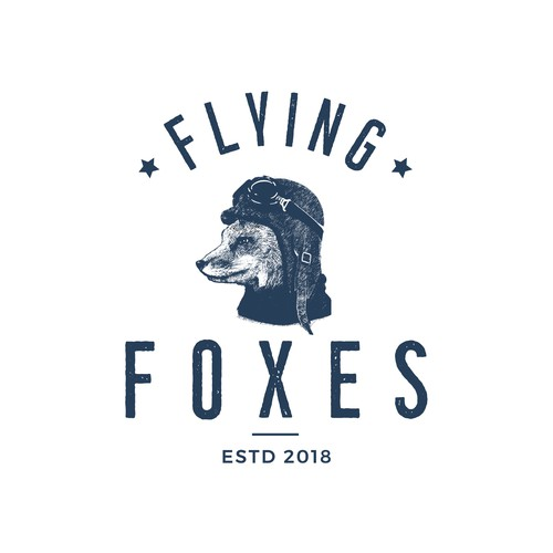 Logo Design for Flying Foxes