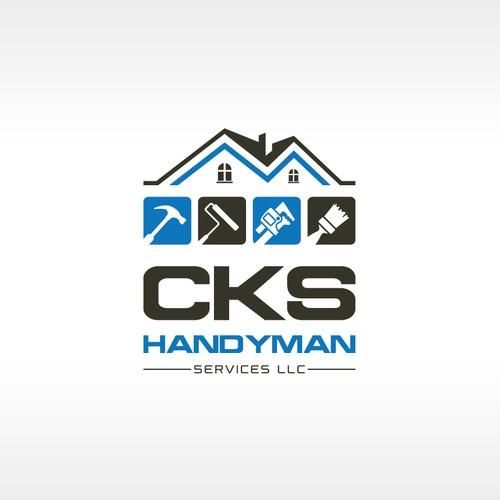 CKS Handyman Services Logo