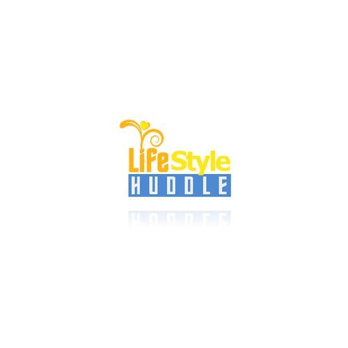 Bold Logo Concept for Huddle