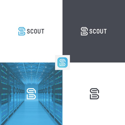 "Logo concept for ""Scout"""