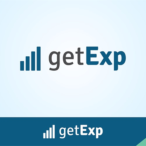 Help getExp become a pioneer in the big data industry with a new logo