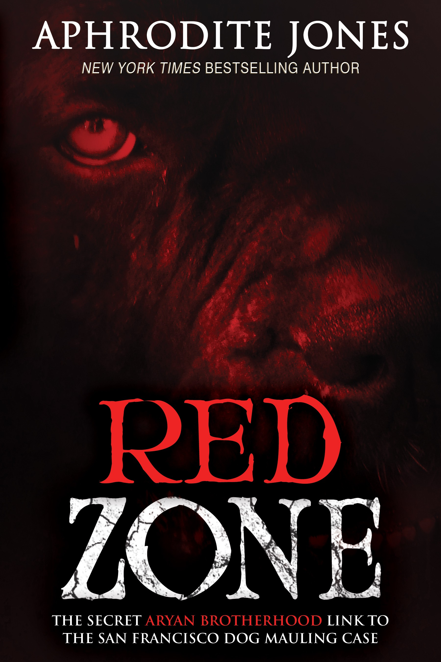 Make The Next Cover to Red Zone From Crime Author Aphrodite Jones