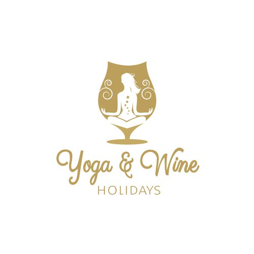 Yoga & Wine Holidays Logo