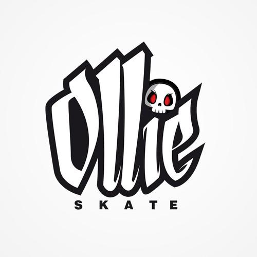 Ollie Skate needs a new logo