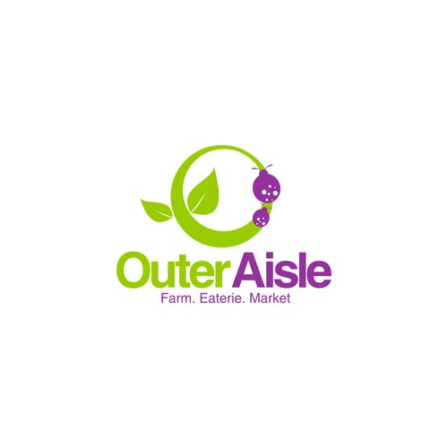 Help Outer Aisle  with a new logo