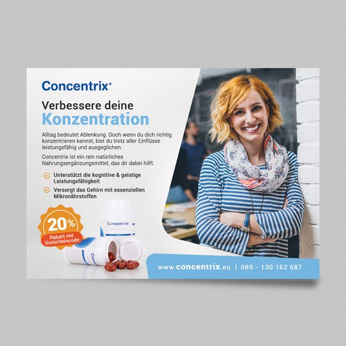 Concentrix Print Ads Magazine