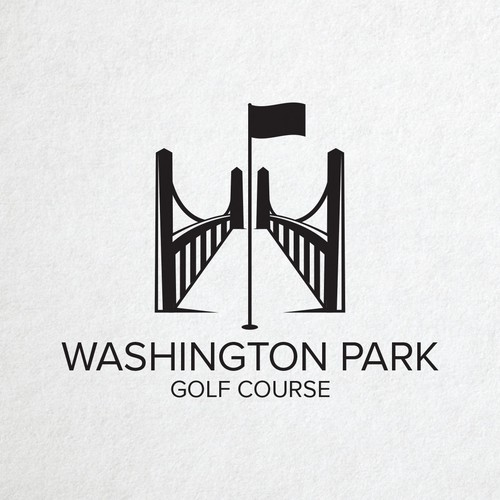 Washington Park Golf Logo